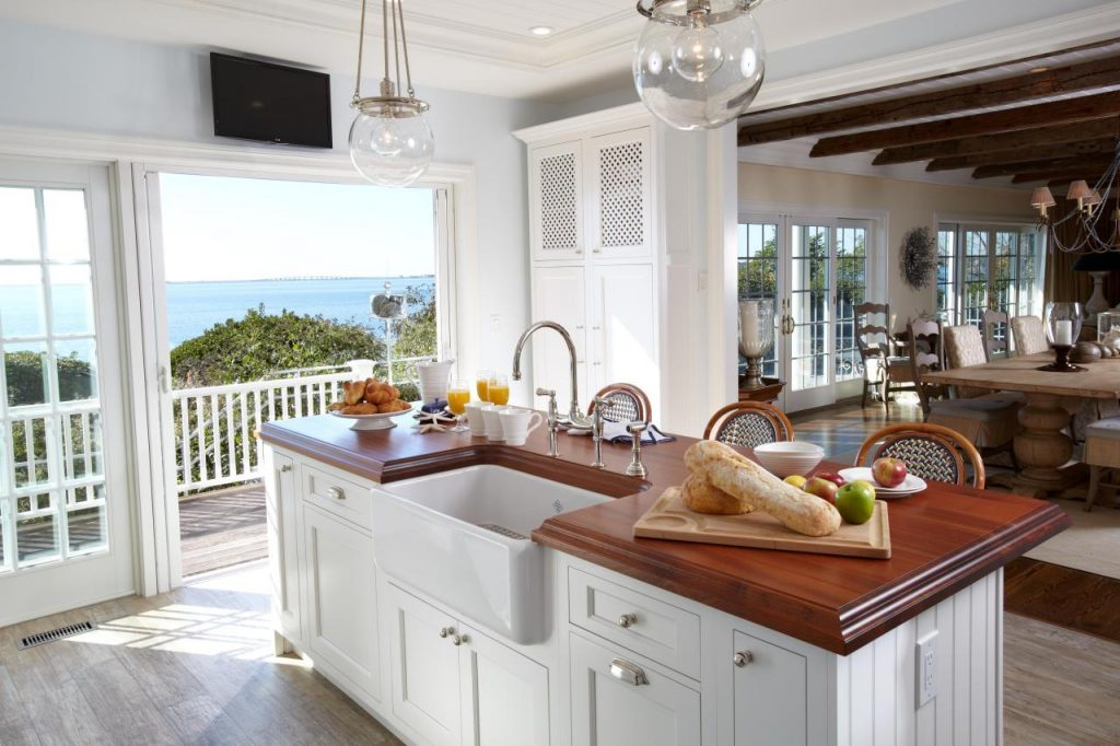 Awesome Beach Cottage Decorating Ideas Photos Kitchen Interior