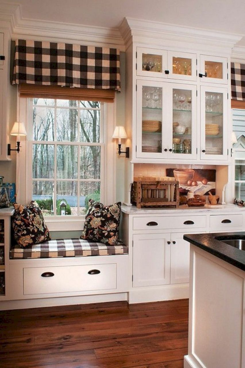 Awesome Farmhouse Kitchen Design Ideas 1200 Cottage Decorating