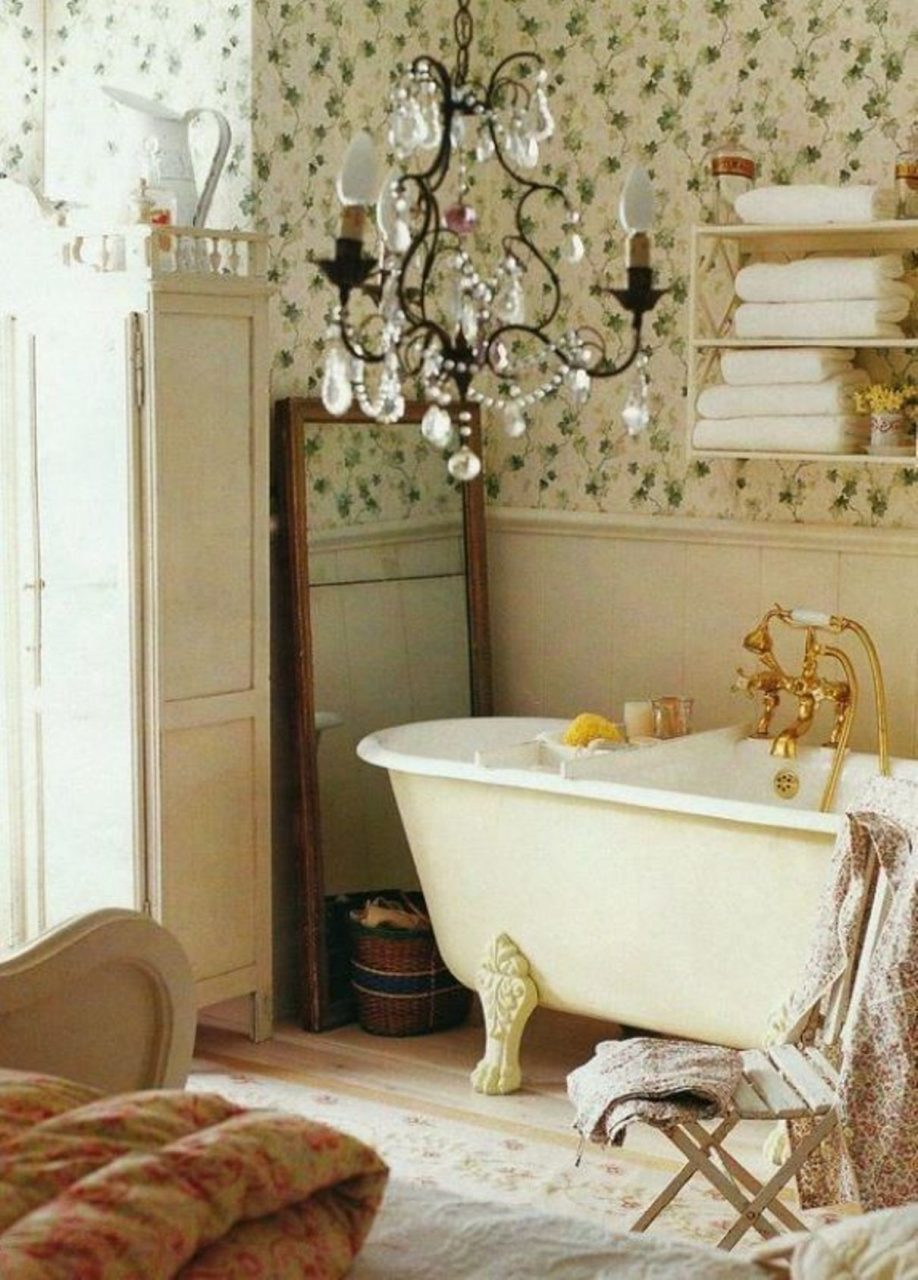 Awesome Shab Chic Bathrooms That Will Welcome You Home Diverse