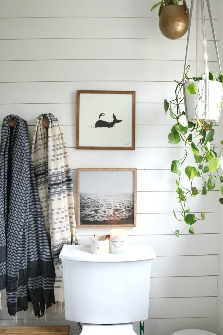 Azek The Best Shiplap For Bathrooms Nesting With Grace