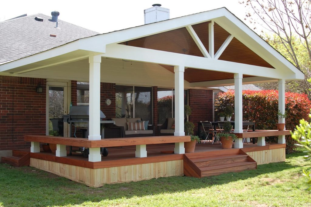 Backyard Covered Deck Designs Backyard Covered Deck Designs S