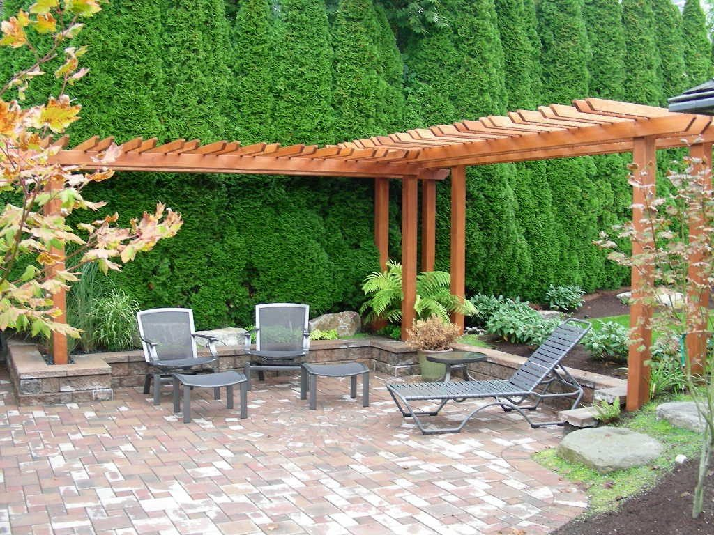 Backyard Landscaping Garden Home Inspirations Back Yard