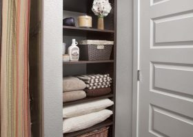 Small Bathroom Closet Ideas