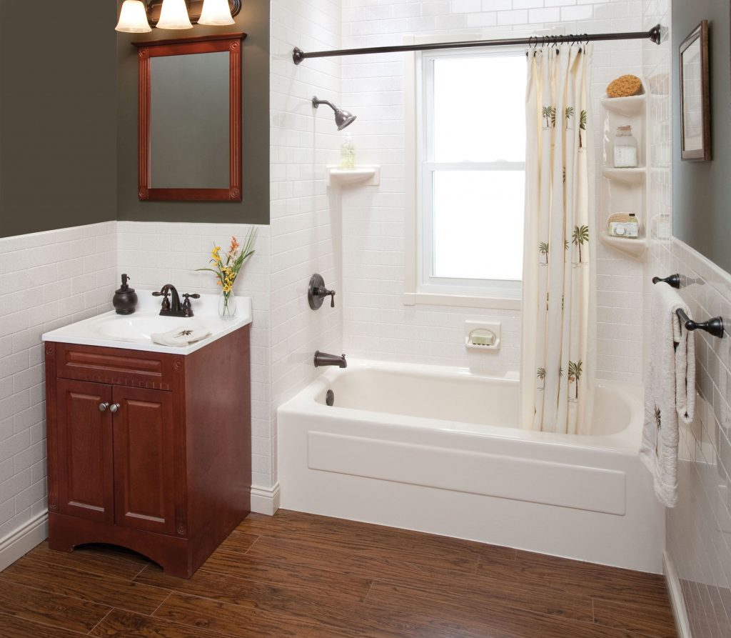 Bathroom Remodel Small Bathrooms With Shower Curtains Refer To