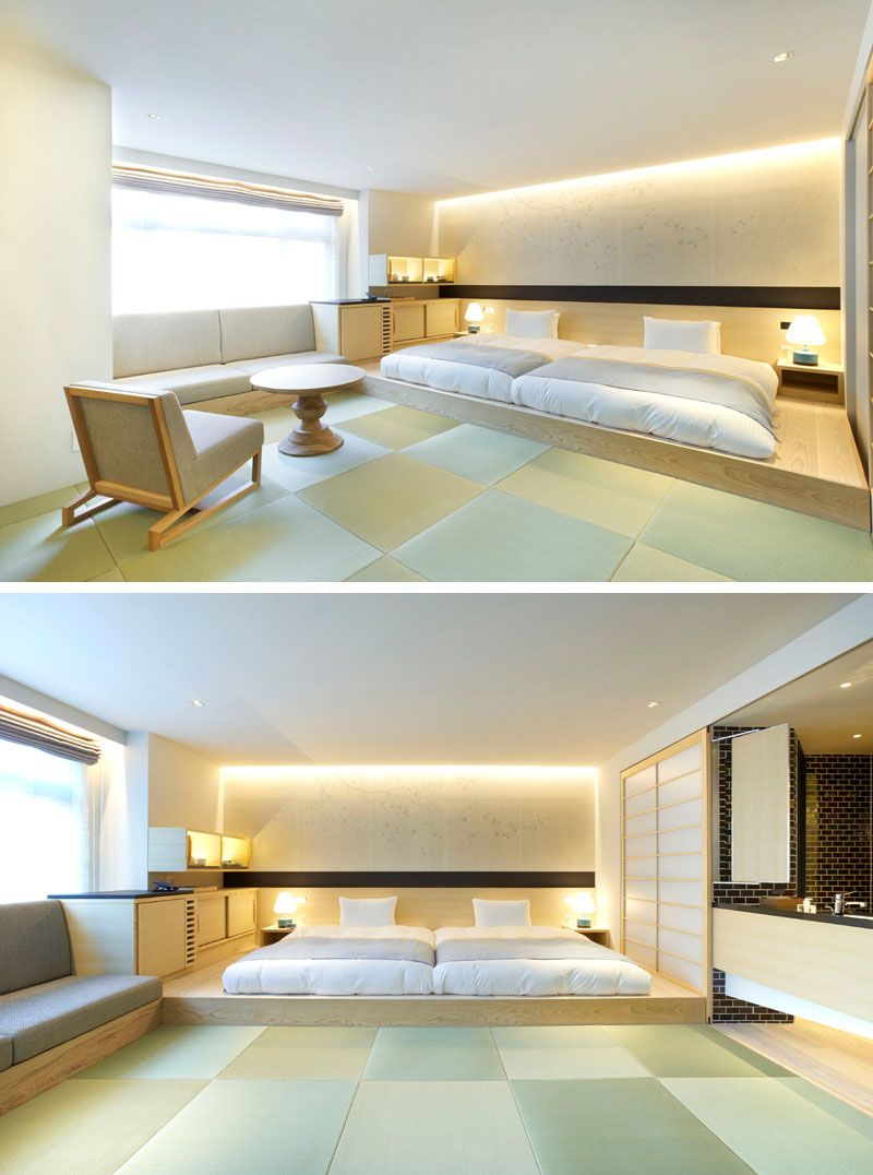Bedroom Design Idea Place Your Bed On A Raised Platform Homes