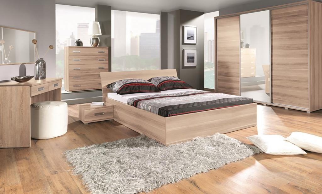 Bedroom Furniture Set Ankara