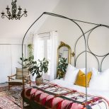 Bedroom Interior Design Eclectic Style Bohemian Modern