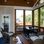 Before And After Pics Of Ez Breeze Porch And Deck With Fireplace 9