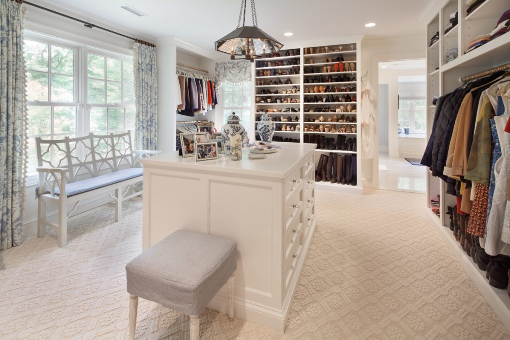Benefits And Risks Of Converting A Spare Bedroom Into A Walk In Closet