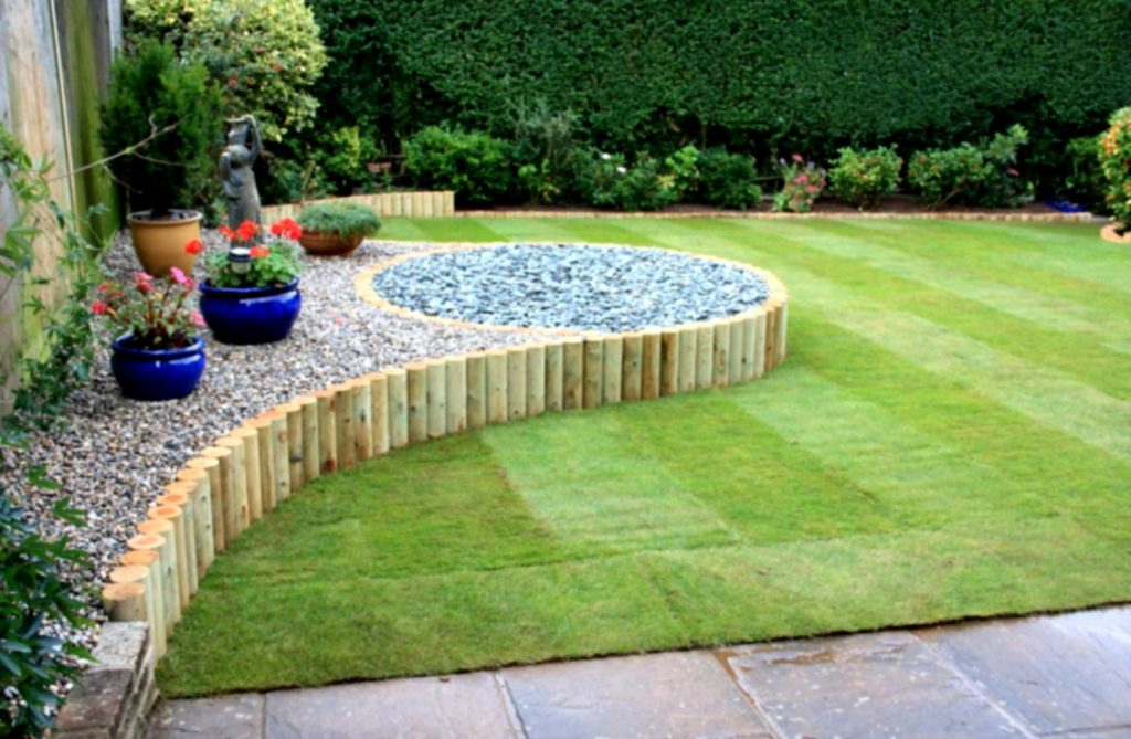 Best Simple Easy Backyard Landscaping Ideas Home Inspirations