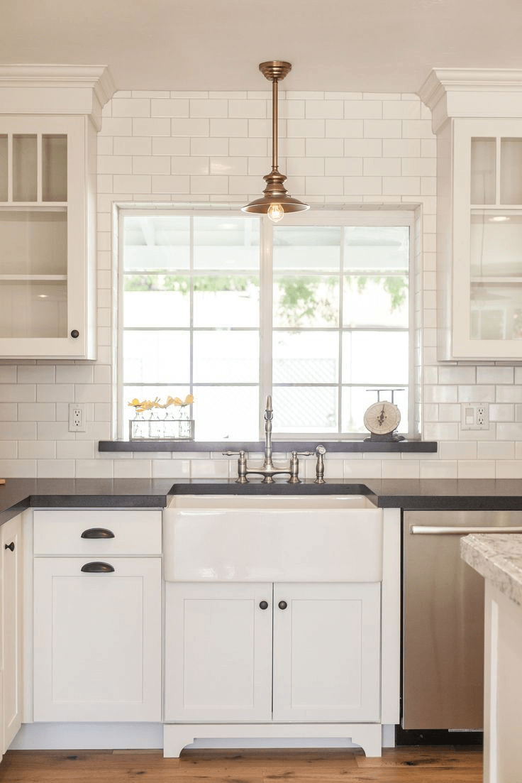 Best Small Kitchen Backsplashes To Make The Kitchens Appear Larger