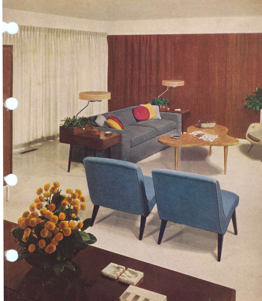 Better Homes Gardens Decorating Book From The 1961 Editi Flickr