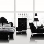Black Gothic Bedroom Furniture Romantic Bedroom Curtain Gothic