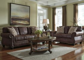 Espresso Living Room Furniture