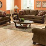 Burnt Orange Living Room Set Remington Furniture Collection
