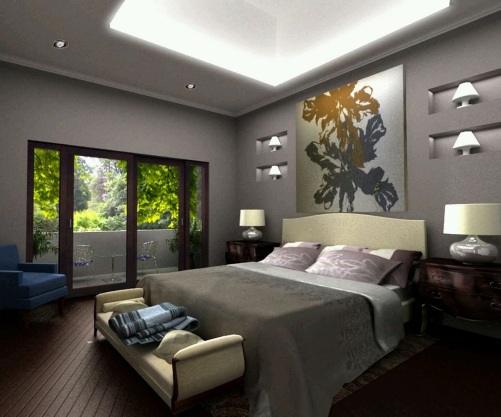 Charmant Beautiful Bedroom Designs Modern Couples Romantic Ceiling