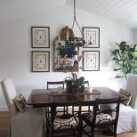 Classically Casual Dining Before And After Classic Casual Home