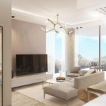 Contemporary 3 Bedroom Penthouse In A New Complex Near The Sea