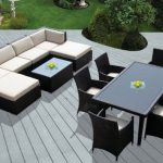 Modern Outdoor Patio Furniture Clearance