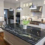 Kitchens with Dark Granite