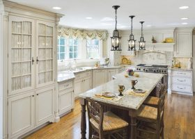 Country Kitchen Pendant Lighting