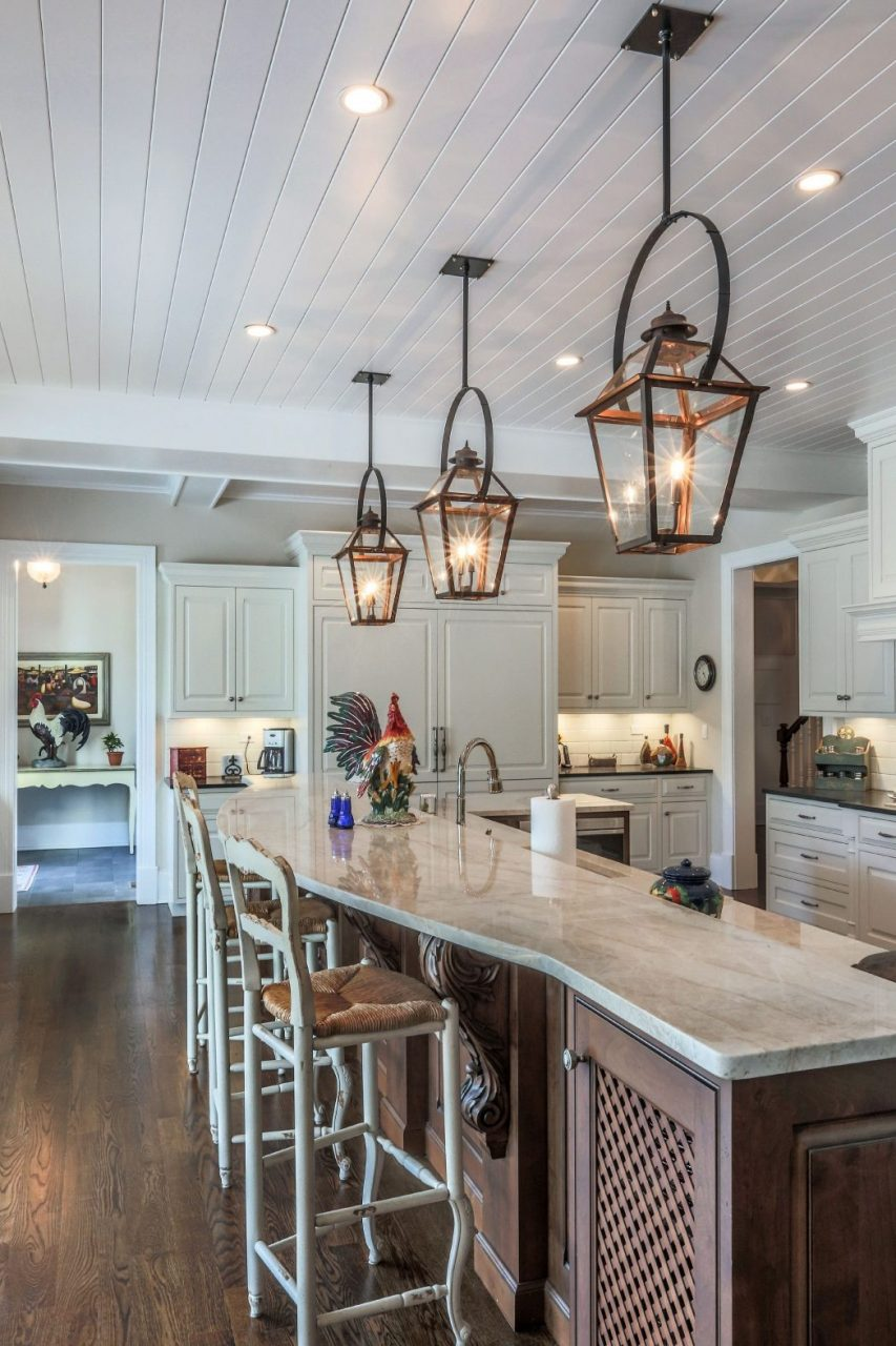 Country Style Kitchen Lighting Rustic Country Kitchen Lighting