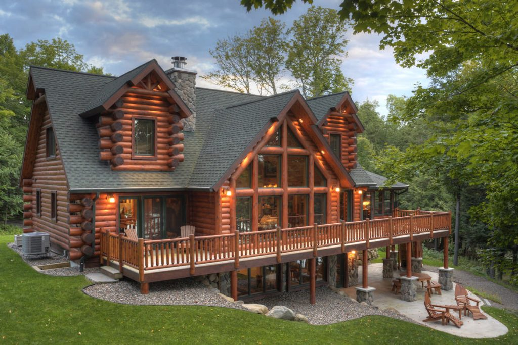 Countrys Best Log Homes Magazine Best Design For House