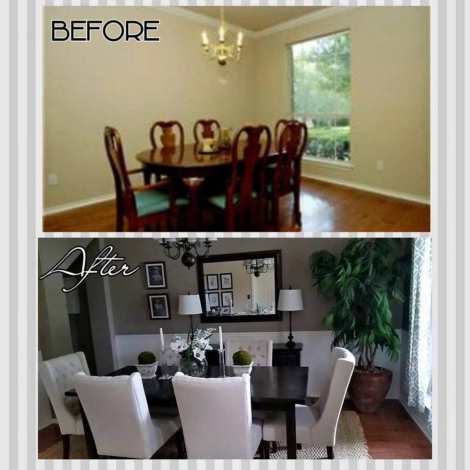 Dcor For Formal Dining Room Designs New House Dining Room Walls