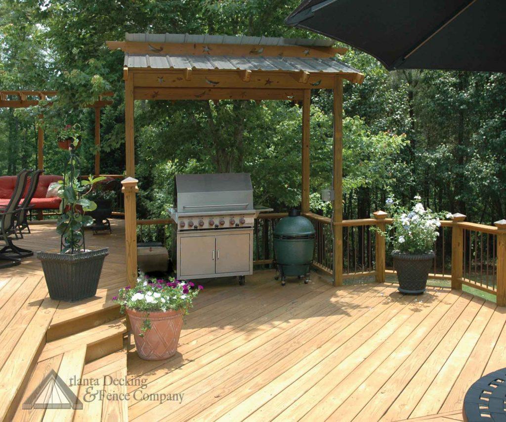 Decking Cool And Modern Backyard Decks Design Tvhighway