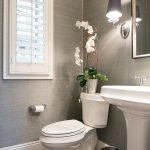 Grasscloth Bathroom Ideas