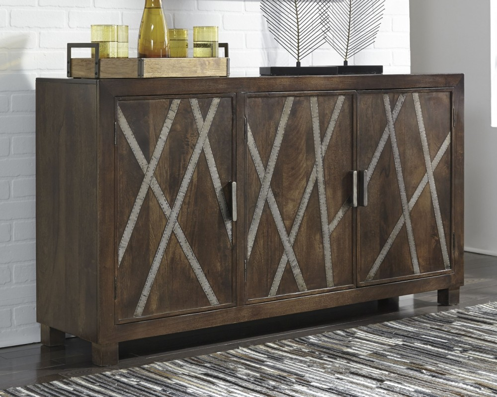 Devasheen Brown Dining Room Buffet