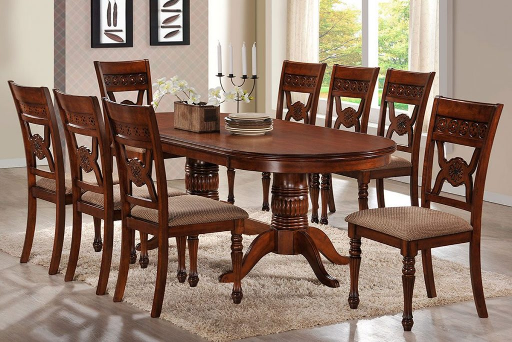 Dining Table Andesaurus Table 8 Chairs