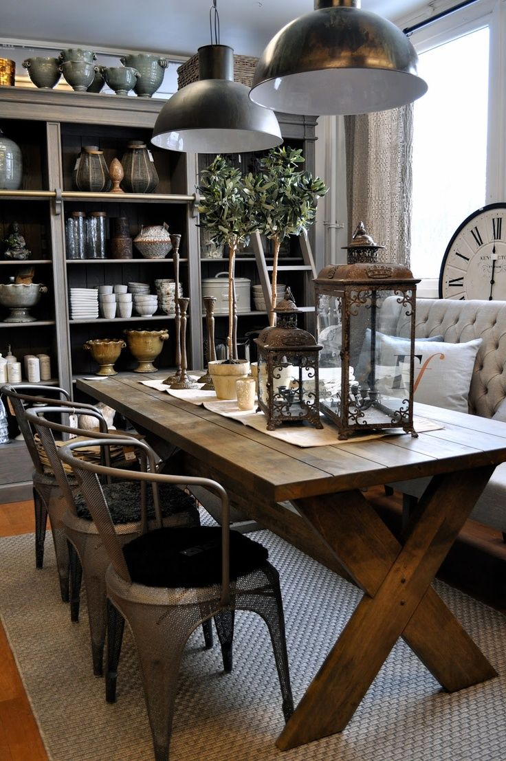 Dining Table Decor For An Everyday Look For The Home Dining