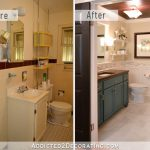 Bathroom Remodels Before and After