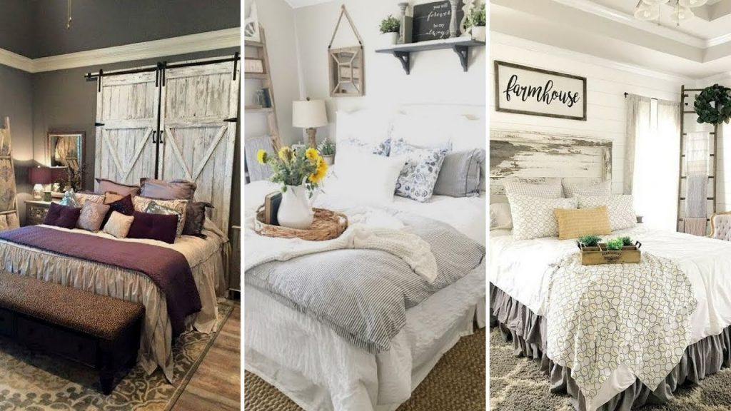 Diy Rustic Shab Chic Style Bedroom Decor Ideas Farmhouse Decor Ideas Flamingo Mango