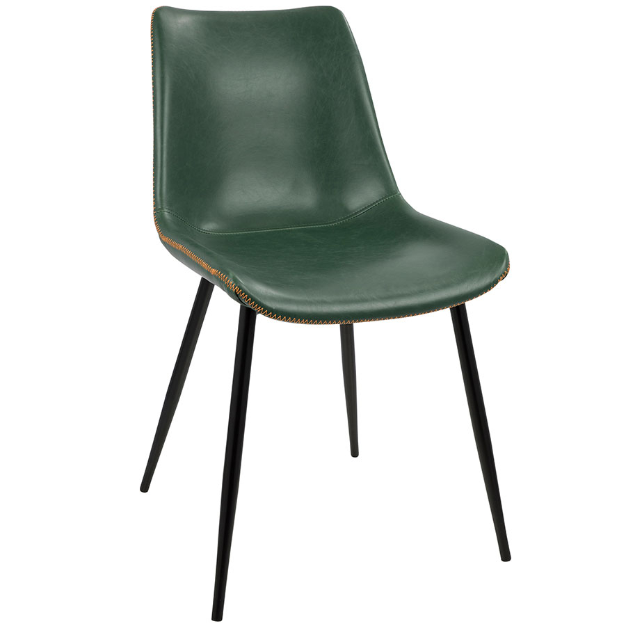 Donovan Dining Chair Green Set Of 2