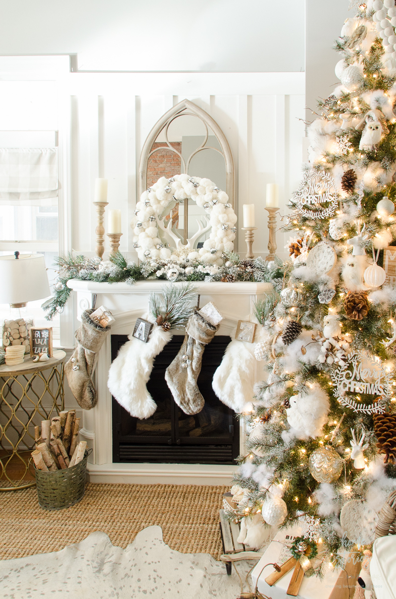 Dream Tree 10 Tips On How To Decorate A Christmas Tree Rustic Glam