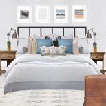 Eclectic Bohemian Midcentury Modern Bedroom Design Havenly