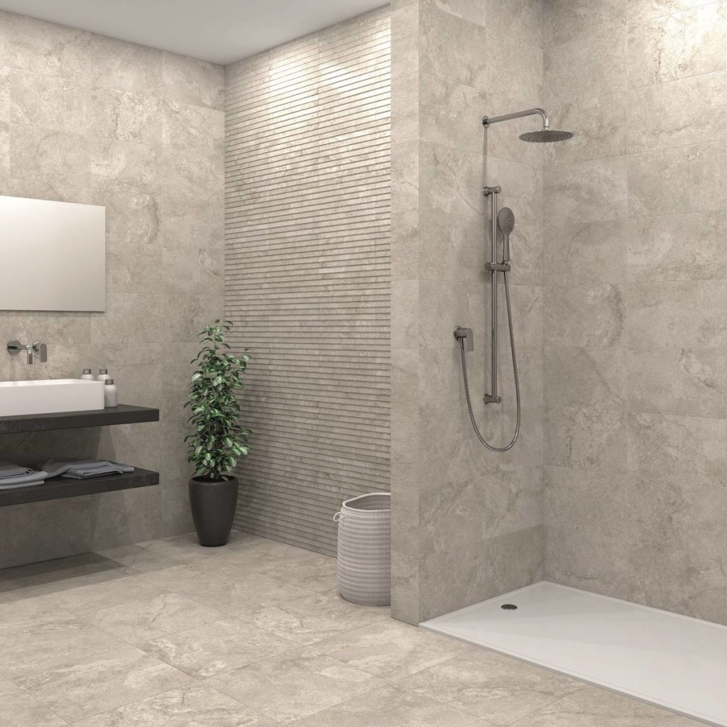 Essential Grey Wall Tile Essential Grey Wall Tile