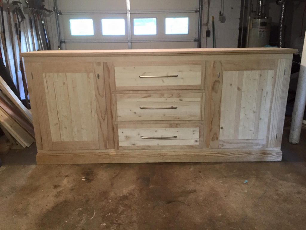 Extra Long Buffet Cabinet Do It Yourself Home Projects From Ana
