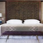 Tall Wood Headboard