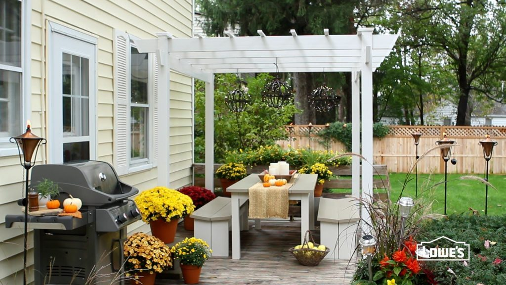 Fall Patio Decorating Ideas Extend The Outdoor Season Updating