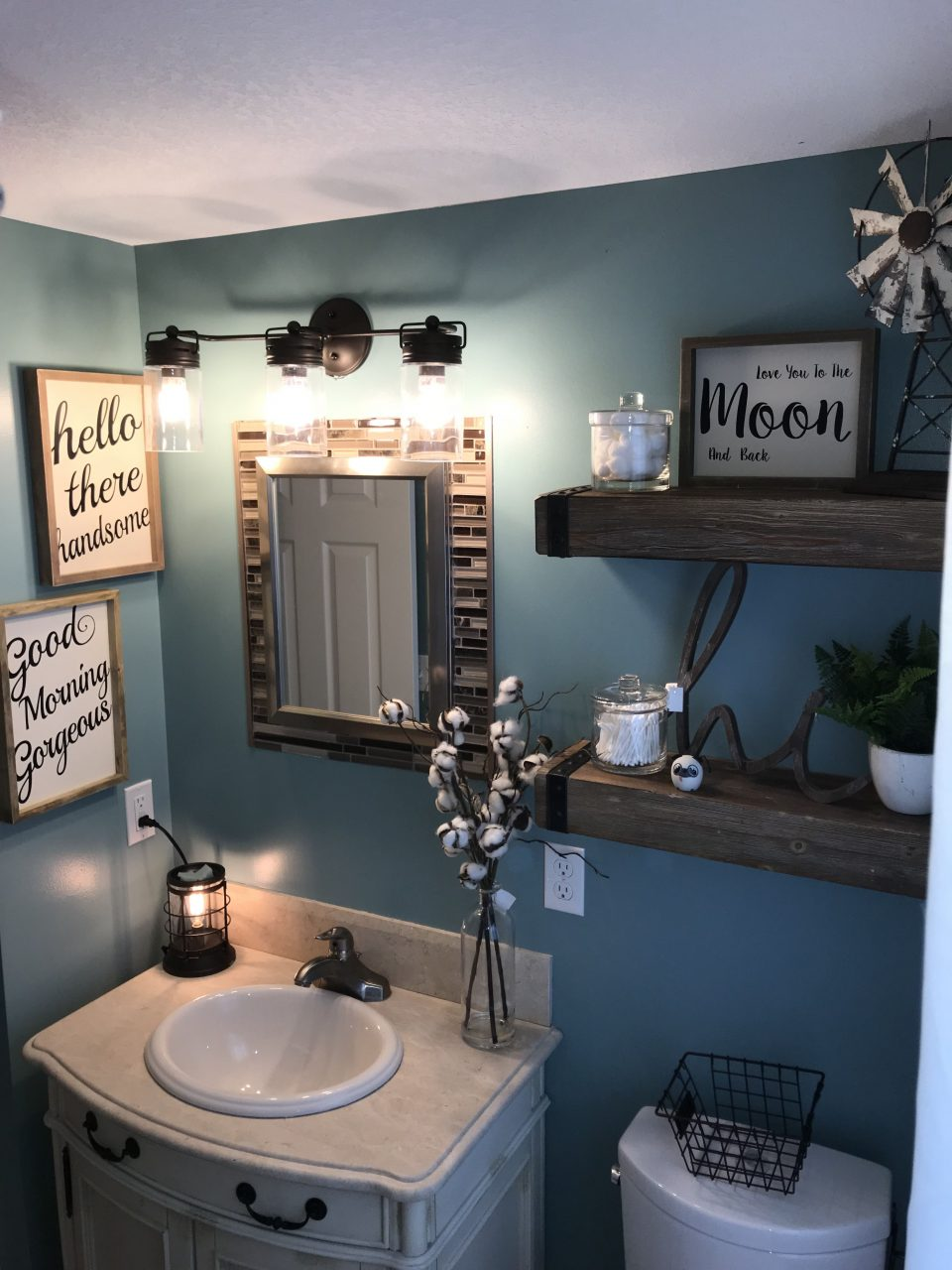 Farmhouse Bathroom Future Homenew Home Decor Ideas Home Decor