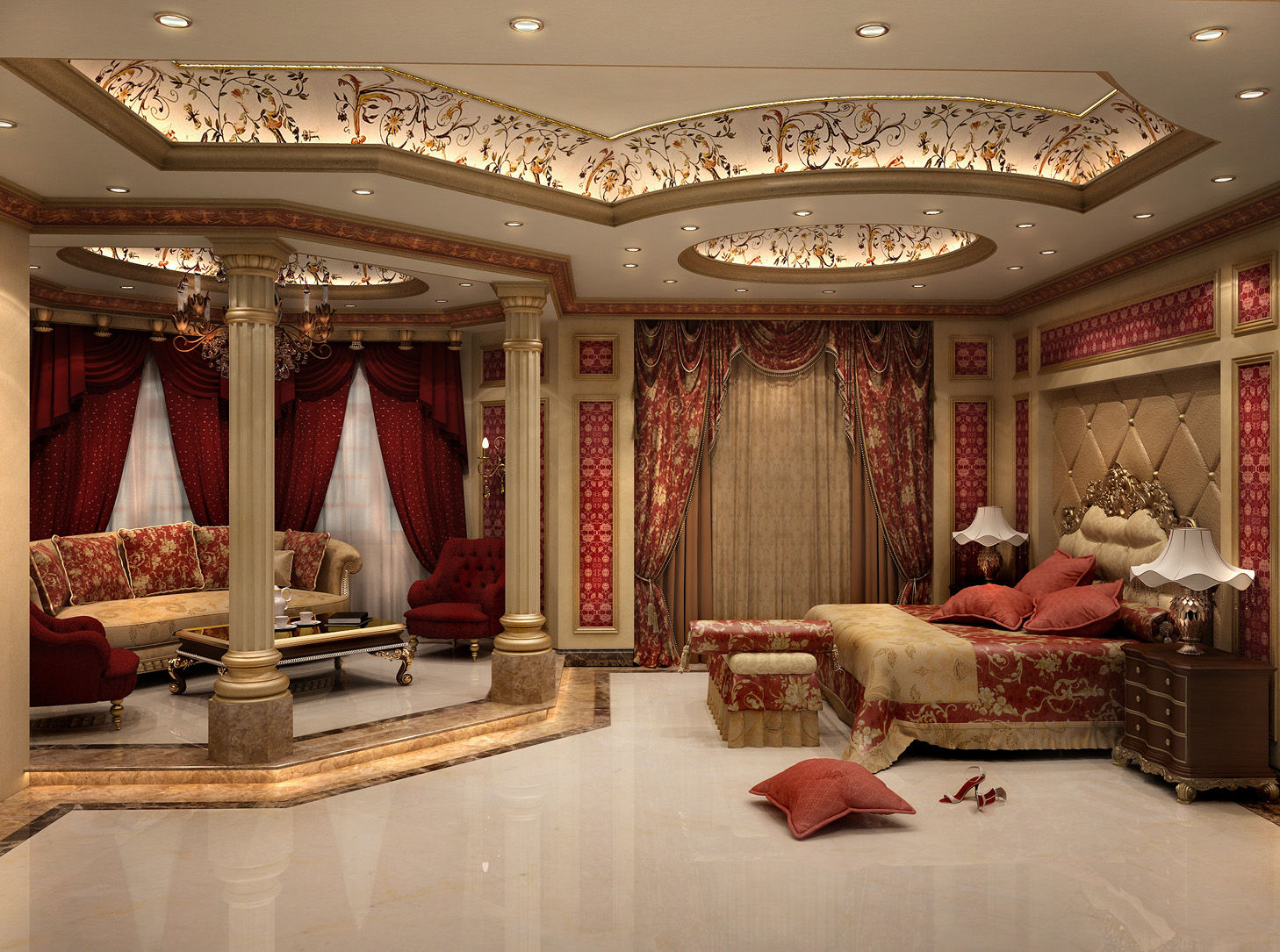 For Master Bedroom Awesome Furniture Decor Bedrooms Designs Mahogany Layjao