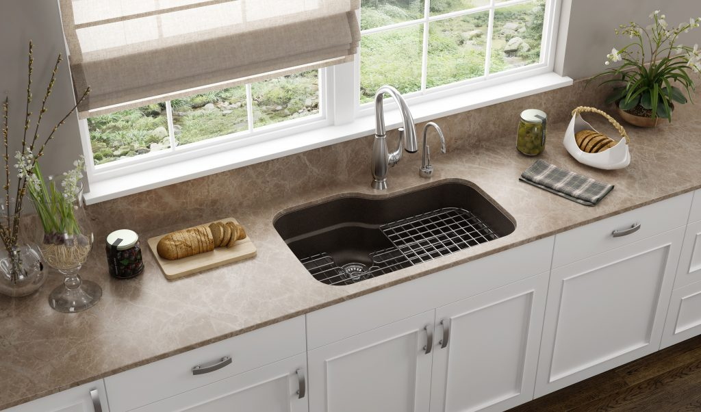 Franke Adds Color To Todays Kitchen With Newly Designed Granite