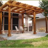 Free Pergola Designs For Patios Patio Ideas