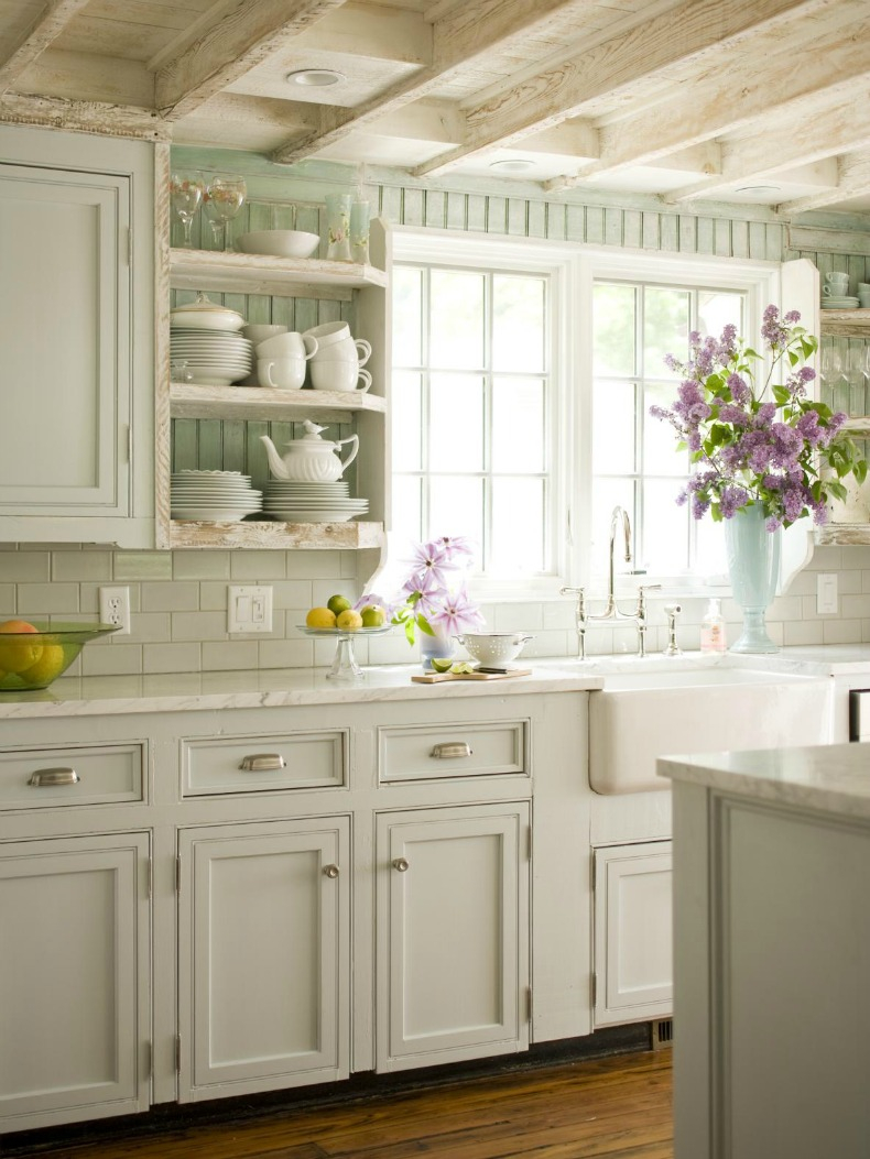 French Country Cottage Kitchen Ideas