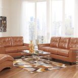Gallery Burnt Orange Leather Living Room Furniture Buildsimplehome