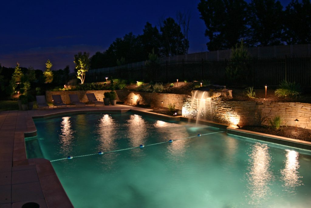 Garden And Pool Lighting Outdoor Perspectives Paulshi