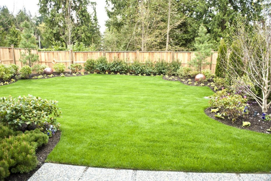 Garden Design Ideas Short Wide Backyard Awesome Spacious Residential
